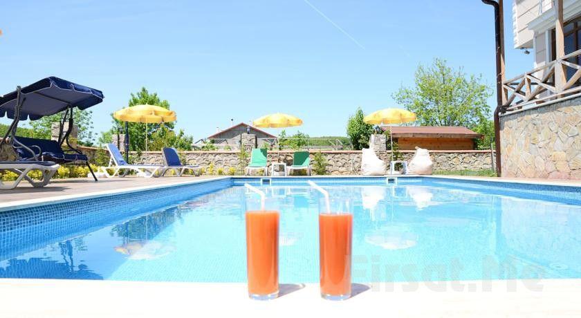 Doğanın Kalbi Ağva Asmalı Garden Butik Hotel'de Açık Büfe Kahvaltı ve Havuz Keyfi!