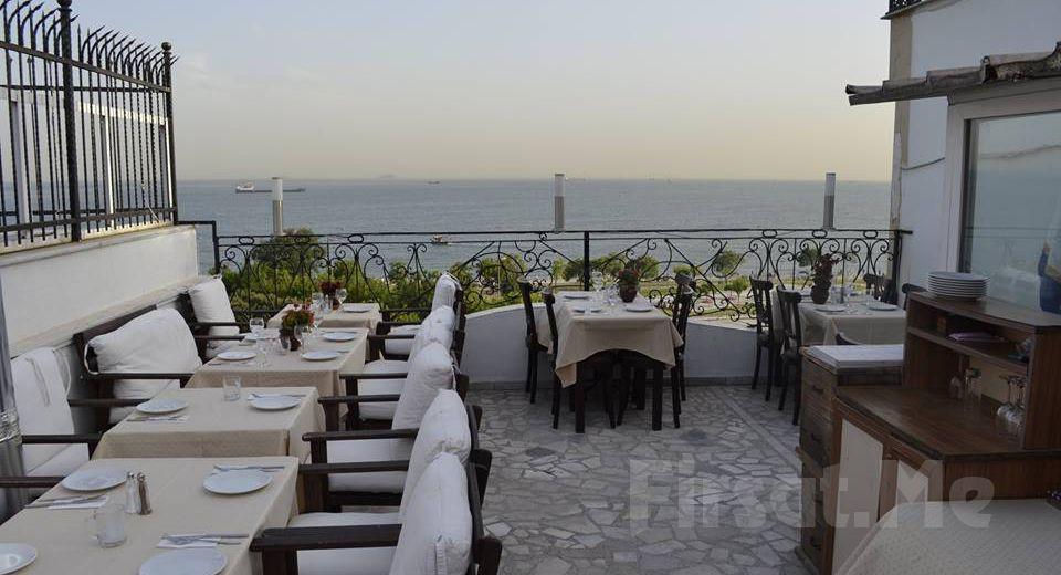 Sultanahmet Marbella Cafe Restaurant'ta Boğaz Manzarası Eşliğinde Zengin Nargile Çeşitleriyle Nargile Menü!