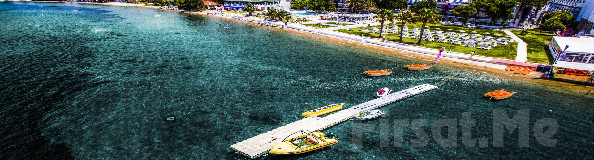 Denize Sıfır Club Blue White Bodrum'da Herşey Dahil Tatil Keyfi!