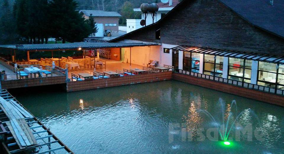 Şile Yeşil Göl Restaurant'ta Göl Kenarında Nefis Kiremitte Alabalık Menüsü!