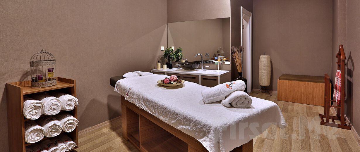 Qua Hotel Atatürk Airport Spa'da 50 Dk. Masaj, Kese Köpük, Islak Alan Kullanım Fırsatı