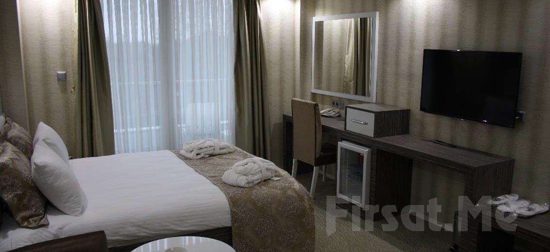 Eşsiz Göl Manzaralı Onis Hotel Sapanca'da 2 Kişi 1 Gece Konaklama ve Kahvaltı Keyfi!