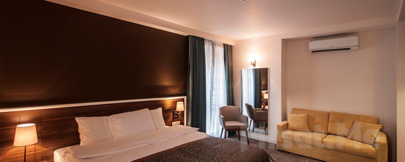 Şişli Hotel Le Maritime'de 2 Kişi 1 Gece Konaklama ve Kahvaltı Keyfi!
