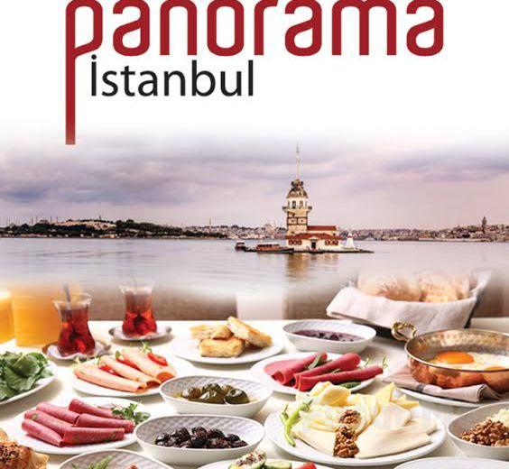Cafe Panorama İstanbul Salacak'da Kız Kulesi Manzarası Eşliğinde Pazar Günlerine Özel Açık Büfe Kahvaltı Keyfi!