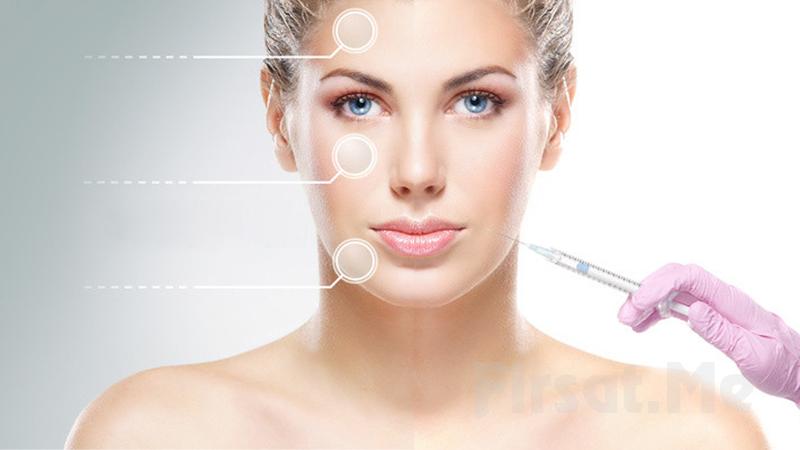 B'aestetics Klinik Ataşehir'de Cildinizi Gençleştiren Botoks Uygulaması!