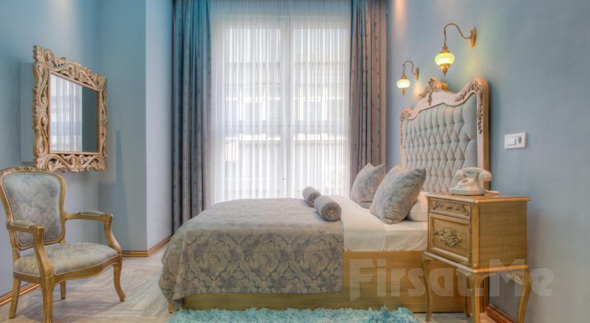 Art Deco Suites'in Jakuzili Comfort Suit Odalarında 2 Kişi 1 Gece Konaklama Ve Kahvaltı Keyfi!