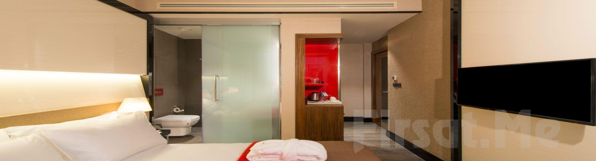 Hotel Favori Nişantaşı'nda 2 Kişi 1 Gece Konaklama, Kahvaltı ve Spa Keyfi!