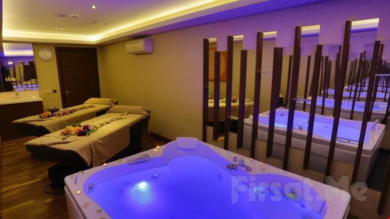 Steigenberger Airport Hotel İstanbul'da Günübirlik Spa Kullanımı ve Masaj Seçenekleri!
