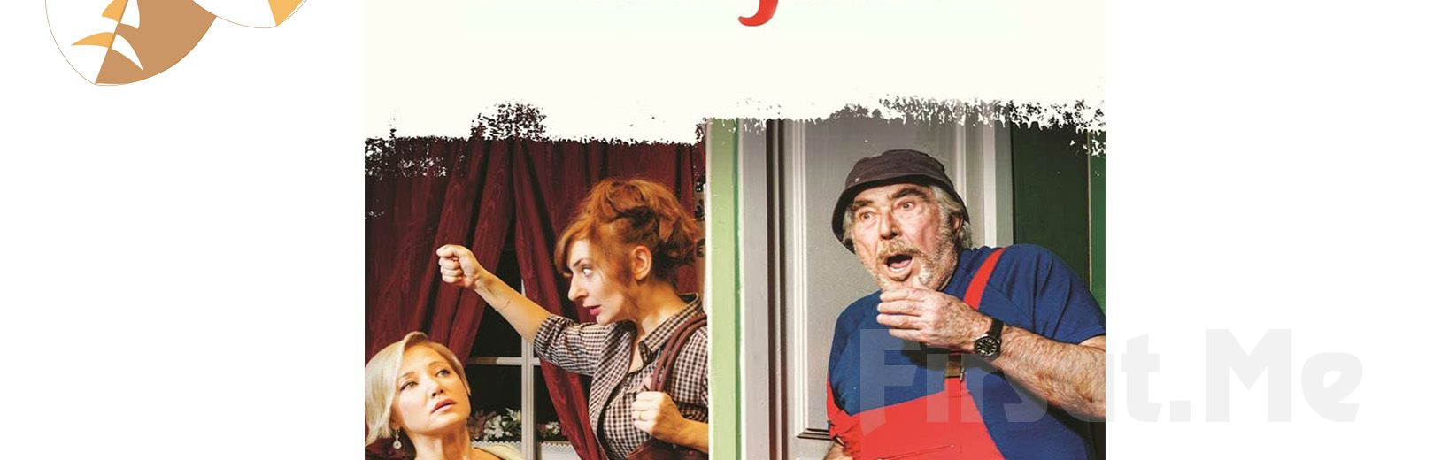 """Erdal Özyağcılar, Berna Laçin ve Gözde Çetiner'le """"Hoşgeldin Boyacı'' Tiyatro Oyun Biletleri!"""