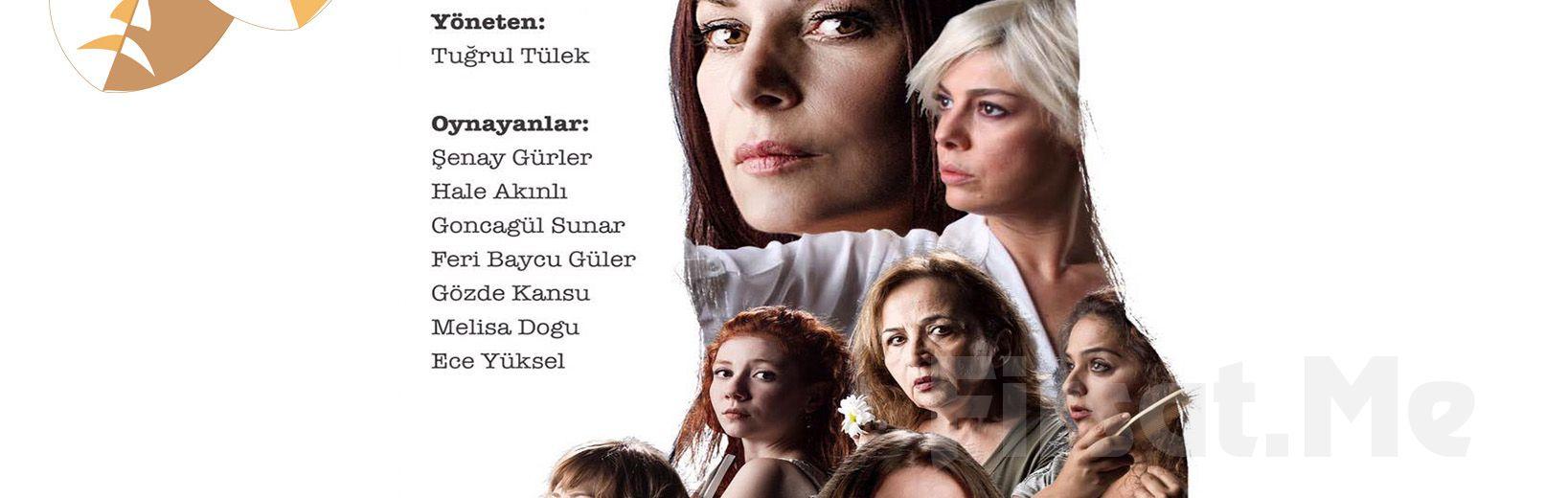 7 Şahane Kadınla ''Nereye Gitti Bütün Çiçekler?'' Tiyatro Oyunu Bileti!