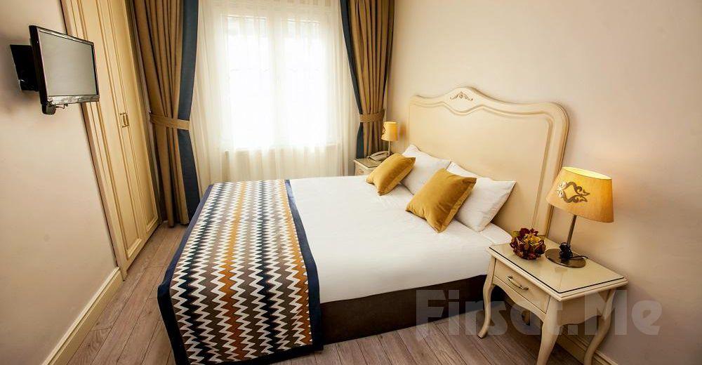 Raymond Hotel Sirkeci'de 2 Kişi 1 Gece Konaklama ve Kahvaltı!