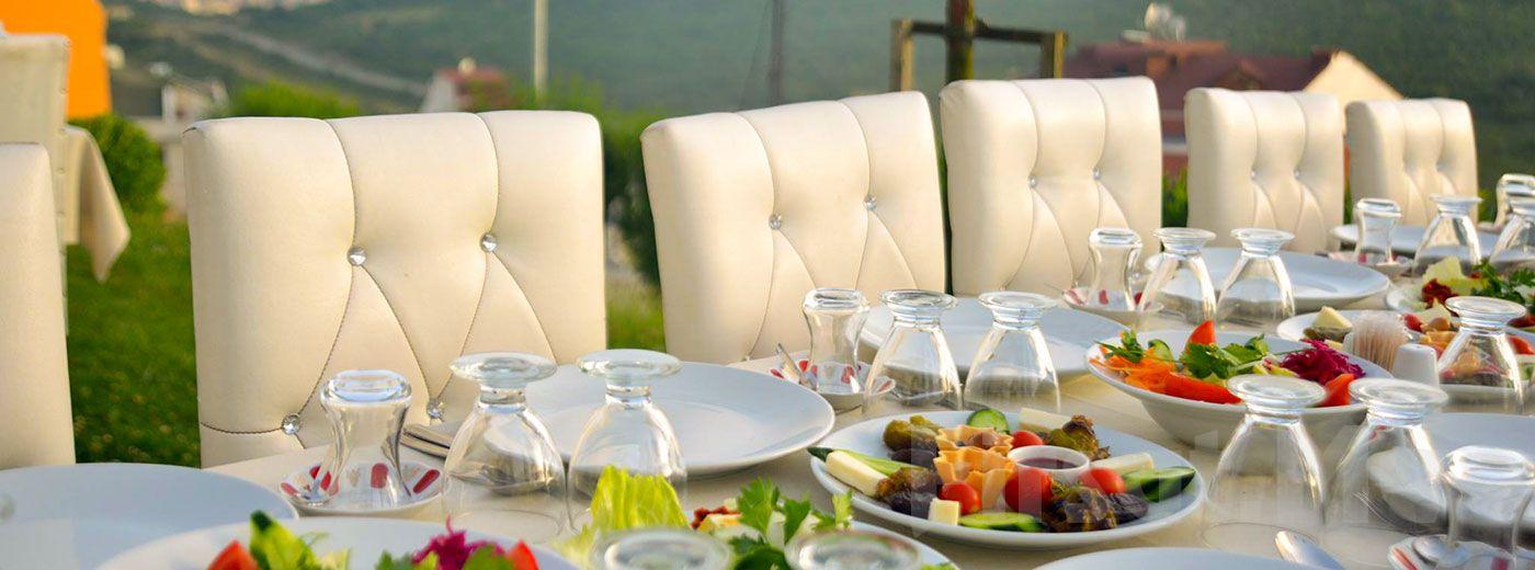 Aydos Ormanları'nın Yanıbaşında, Bervaze Ortadağ Restaurant'ta Bol Oksijenli Kahvaltı Keyfi!