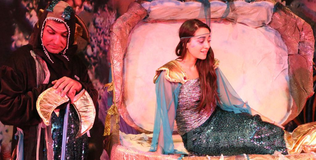 1001 Sanat'tan DENİZALTI MASALI Çocuk Tiyatro Oyun Bileti!