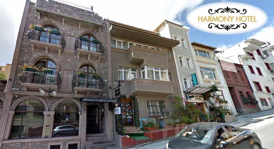 İstanbul Tarihinin Merkezinde Sultanahmet Harmony Hotel'de Kahvaltı Dahil Konaklama Keyfi