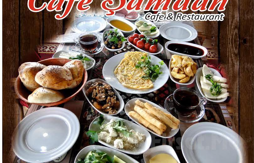 Topkapı Şamdan Cafe'de Sınırsız Çay Eşliğinde Serpme Kahvaltı Keyfi!