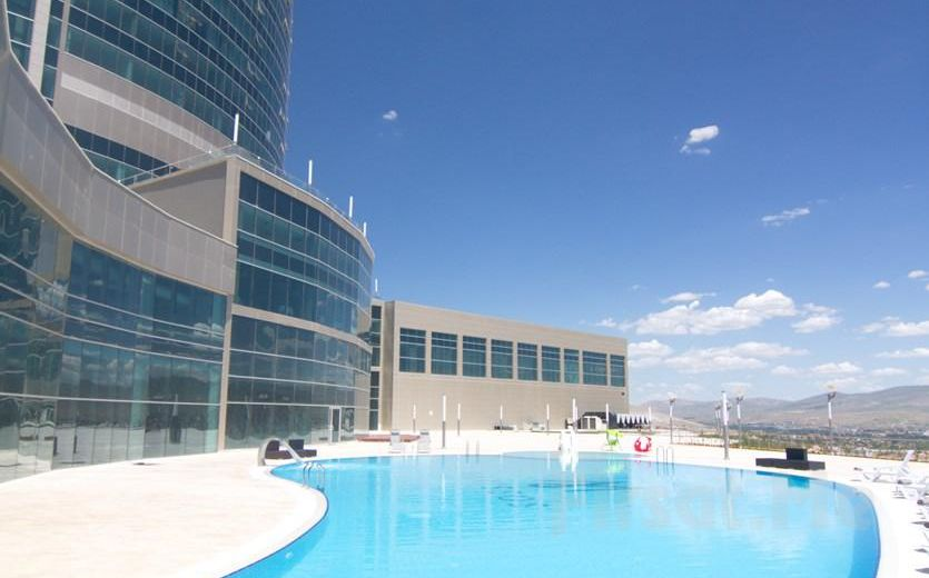 Ramada Resort Kırşehir Thermal ve Spa'da Yarım Pansiyon Konaklama ve Termal Tesisi Kullanımı!