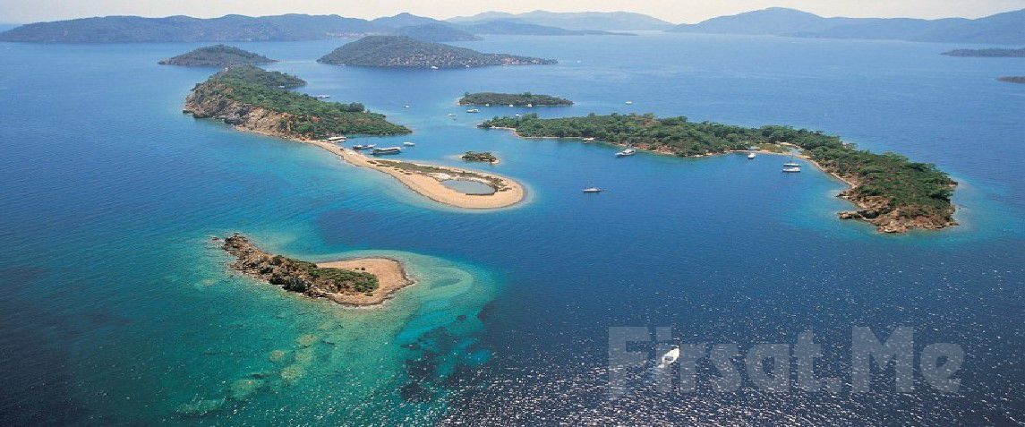 Karyada Gemicilik ve Yat Turizm'den 4 Gün 3 Gece Fethiye - 12 Adalar Tekne Turu ve Tatil Keyfi!