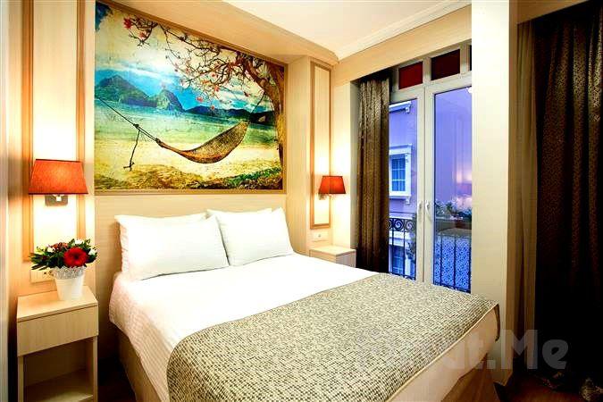 Sultanahmet'te Hotel Evsen'de 2 Kişi 1 Gece Kahvaltı Dahil Konaklama Keyfi!