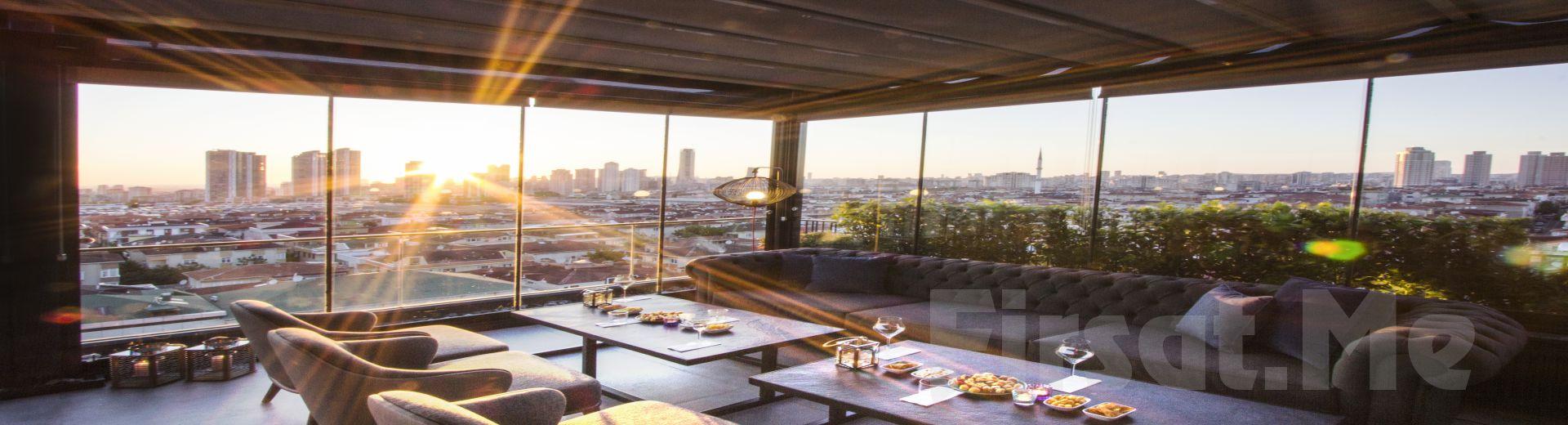 Adalar ve Panaromik İstanbul Manzaralı Cityloft Hotel Ataşehir Benjamin Terrace'da Lezzetli İftar Menüleri!