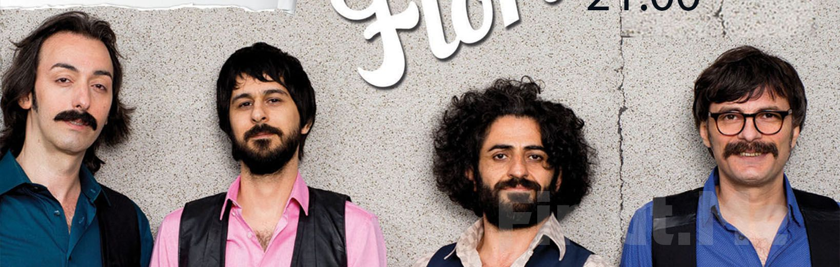 Beyoğlu Sanat Performance'ta 26 Temmuz'da FLÖRT Açık Hava Konseri Giriş Bileti!