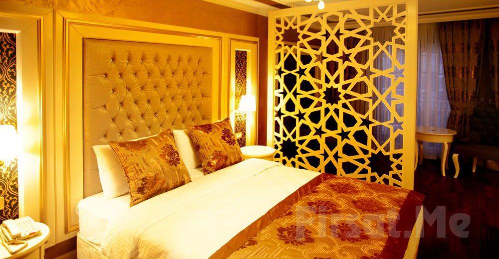 Şişli My Bade Hotel'in Modern ve Şık Odalarında 2 Kişilik Konaklama ve Kahvaltı Keyfi