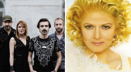 """Beyrut Performance Kartal Sahne'de 6 Ekim'de Bi'Arada Konserleri """"İstanbul Arabesque Project - Gülden Karaböcek """" Giriş Bileti"""