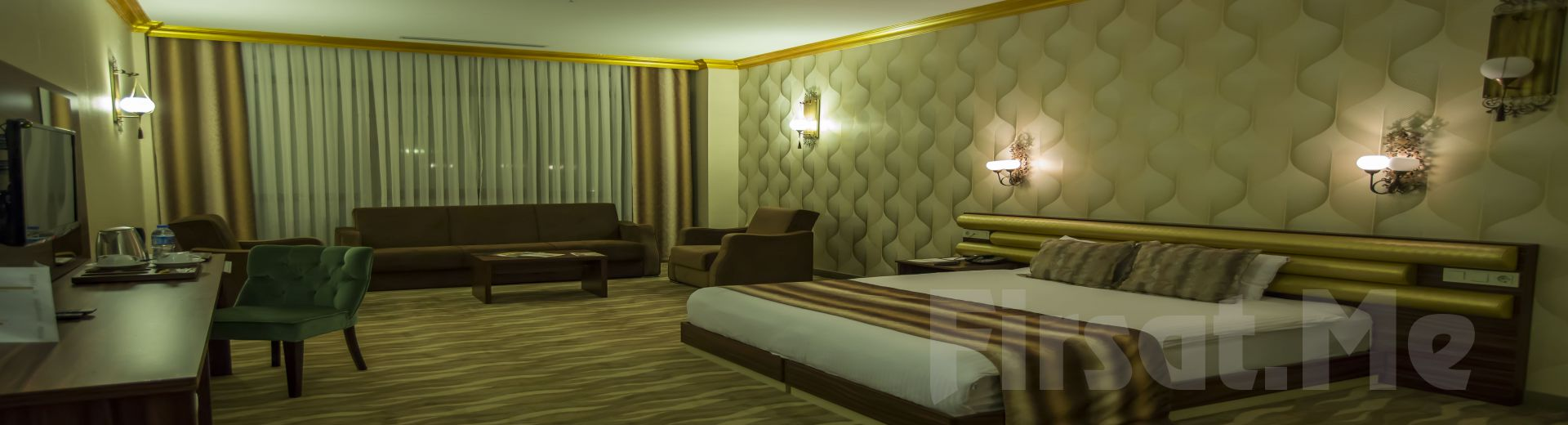 Mudurnu Sarot Termal Park Resort Otel'de Termal Tesis Kullanımı ve Konaklama Paketleri!
