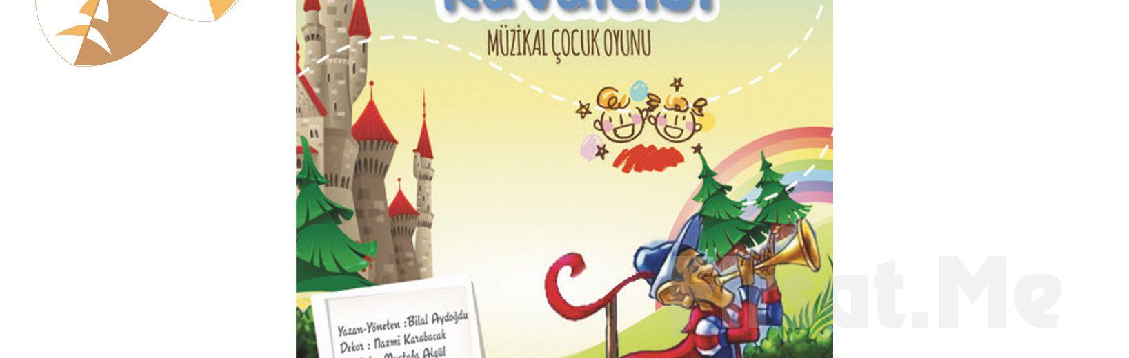 Çocuklarınız için Tek Perde Fareli Köyün Kavalcısı Tiyatro Oyunu Bileti