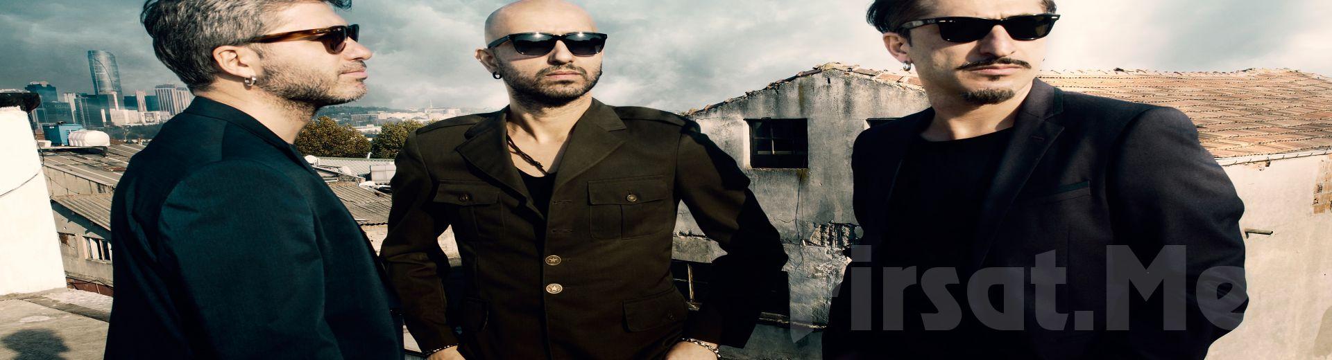 Beyrut Performance Kartal Sahne'de 21 Ekim'de Fastival: Redd, Necati ve Saykolar,Yüksek Sadakat Konser Giriş Bileti !