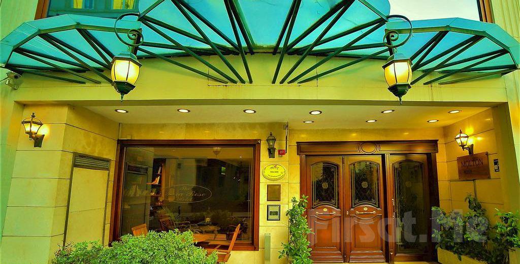 Beyoğlu Rose by Molton Hotels'de 2 Kişi 1 Gece Konaklama ve Kahvaltı Keyfi!