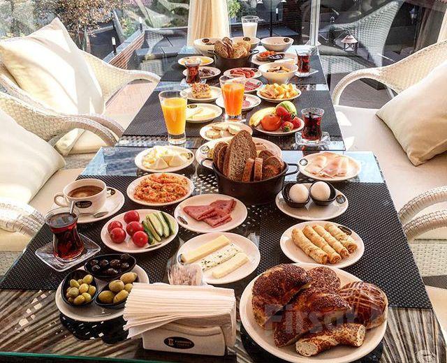 Grammy İstanbul Şişli'de Her Pazar 65 Çeşitten Oluşan Açık Büfe Kahvaltı Keyfi!