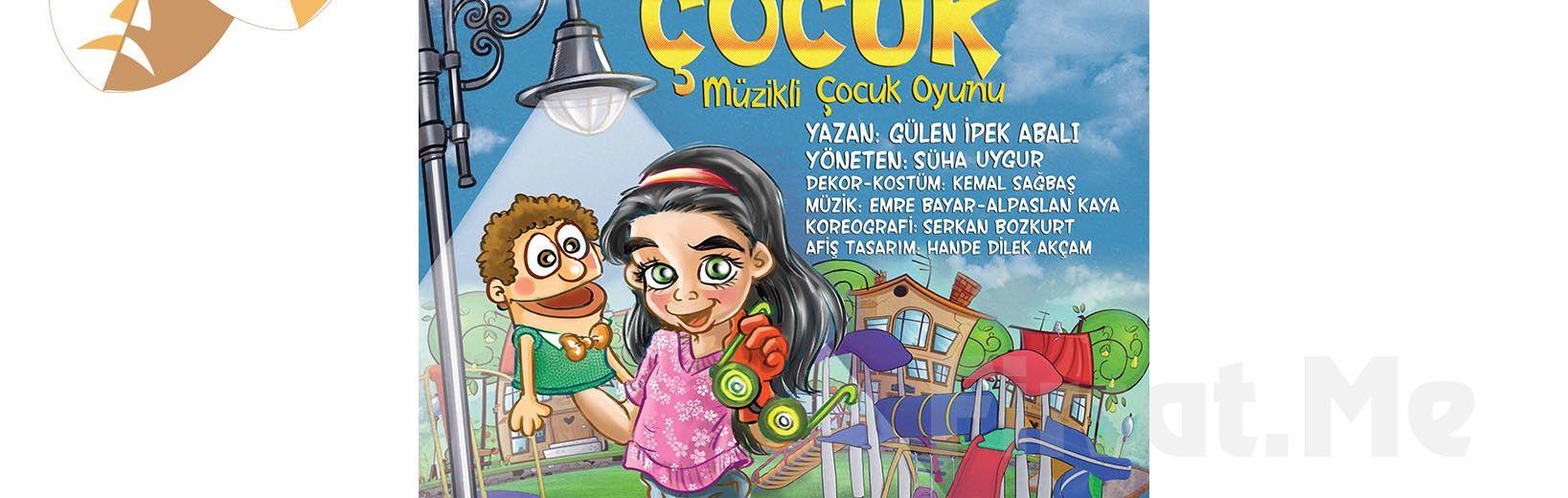 """Uygur Çocuk Tiyatrosu'ndan """"Mıknatıs Çocuk"""" Müzikli Danslı Tiyatro Oyunu Bileti!"""