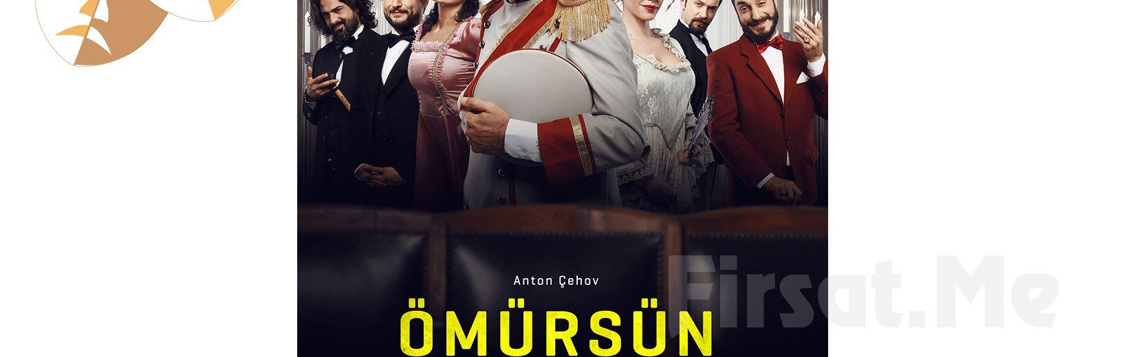 Anton Çehov'un Eseri Cem Özer'in Muhteşem Performansıyla Ömürsün Doktor Tiyatro Oyun Bileti