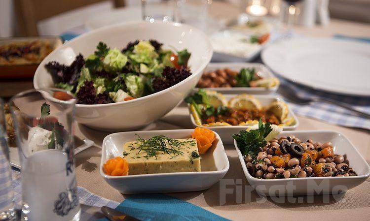 KATS Meyhane Gayrettepe'de İçecek Dahil Nefis Yemek Menüleri!