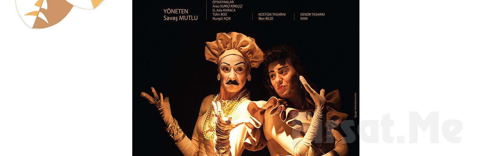 Savaş Mutlu Yönetmenliğinde Kadınlar & Kadınlar Komedi Tiyatro Oyun Bileti