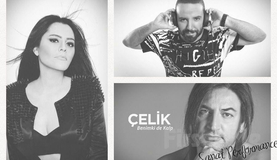 Beyoğlu Sanat Performance'ta 23 Mart'ta Çelik & Reyhan Karaca & Dj Hakan Küfündür ile 90'lar Festivali Biletleri