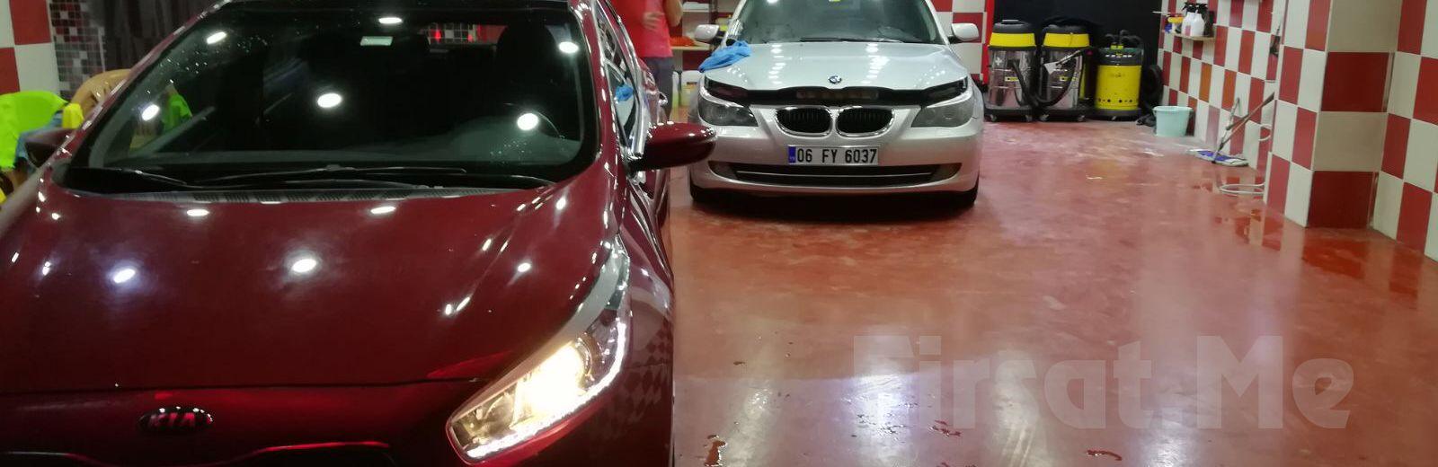 Başakşehir YF Oto Kuaför'de İç Dış Yıkama, Pasta Cila, Seramik Kaplama ve Bakım Paketleri