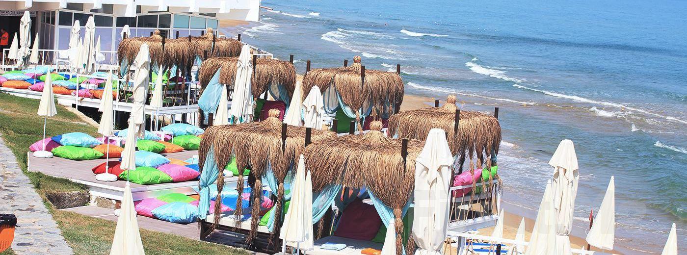 Kilyos'un En Güzel Beach Club'ı Kilyos Solar Beach Therapy'de, 2 Kişilik 2018 Sezonu Üyelik Fırsatı