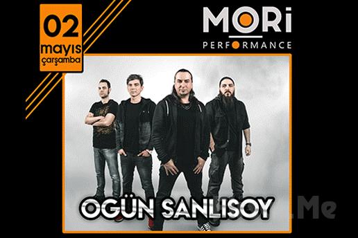 Mori Performance'da 2 Mayıs'ta Ogün Şanlısoy Konser Bileti