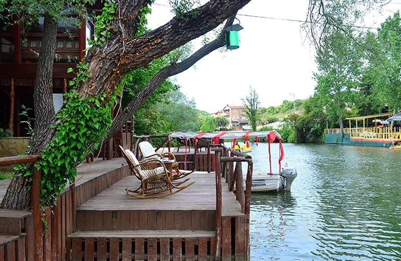 Ağva Shelale Hotel'de Hafta Sonlarına Özel Açık Büfe Kahvaltı Keyfi