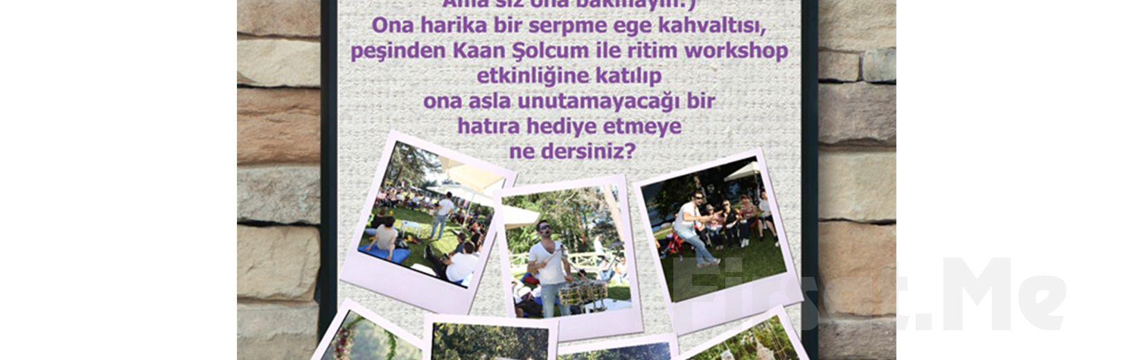 Patlıcan Polonezköy'de Doğa ile Başbaşa Serpme Kahvaltı Keyfi (Anneler Günü Seçeneğiyle)