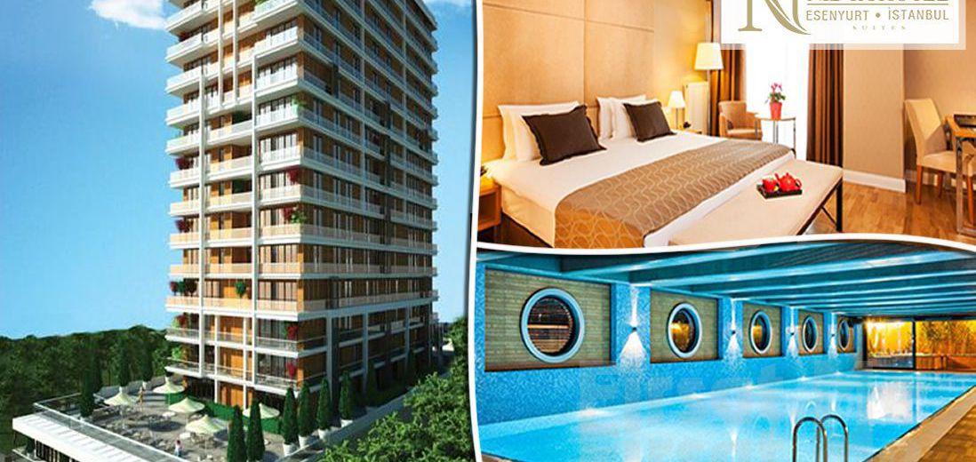 Nidya Hotel & Suites Esenyurt'ta Konaklama ve Leziz İftar Menü Seçenekleri