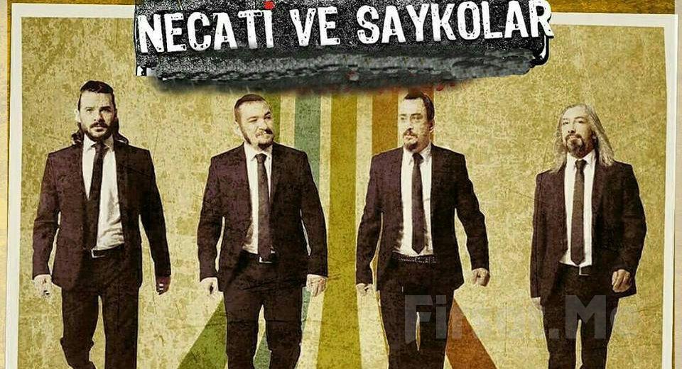 Beyrut Performance Kartal Sahne'de 28 Temmuz'da Necati ve Saykolar Konser Giriş Bileti