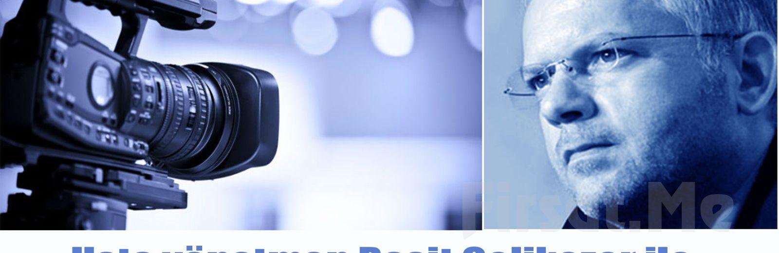 Usta Yönetmen Raşit Çelikezer ile Kamera Önü Oyunculuk Eğitimi