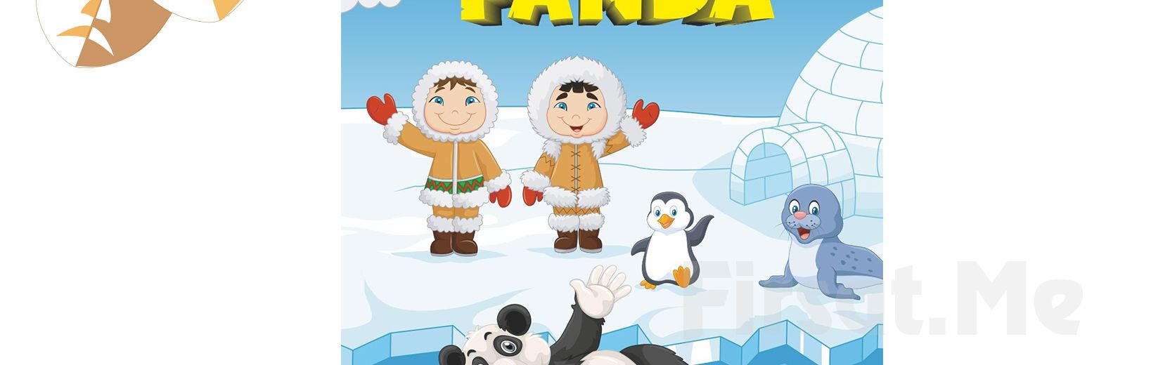 1001 Sanat'tan 'Sevimli Panda' Tiyatro Oyun Bileti