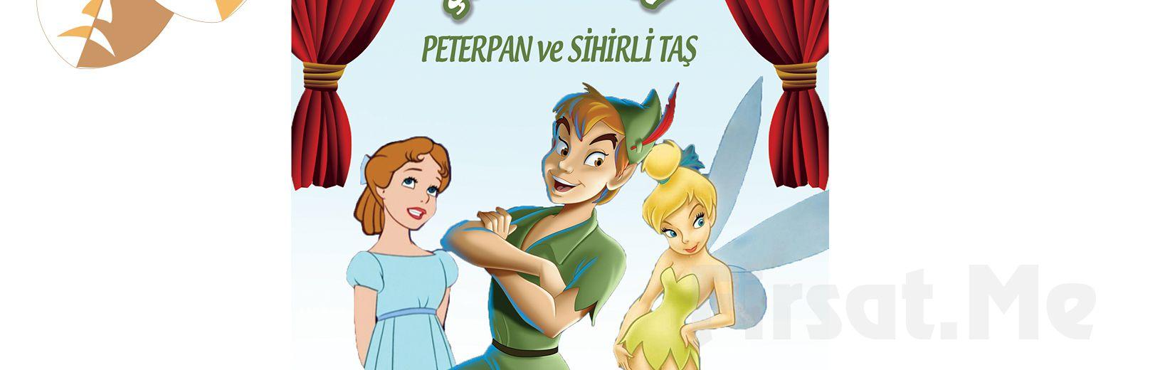 Birdirbir Çocuk Tiyatrosu'ndan 'Peter Pan' Tiyatro Oyunu