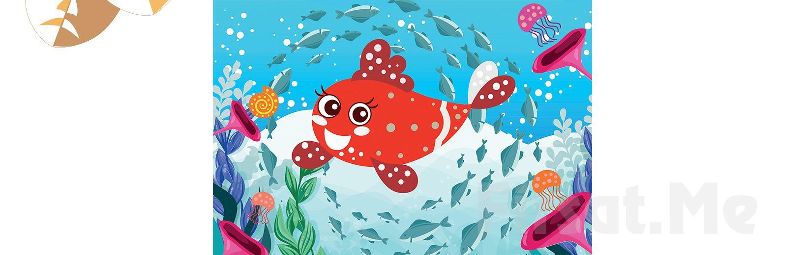 Doğa ve Hayvan Sevgisini Anlatan 'Kırmızı Balık' Tiyatro Oyun Bileti