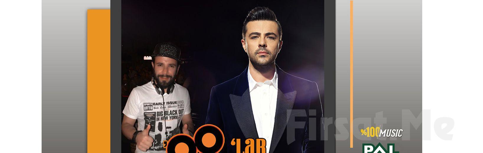 Mori Performance'da 30 Kasım'da Burak Kut ve DJ Hakan Küfündür 90'lar Türkçe Pop Parti Bileti