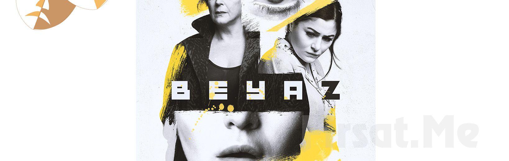 Derya Alabora ve Deniz Çakır'ın Göz Kamaştıran Oyunculuklarıyla 'Beyaz' Tiyatro Oyunu