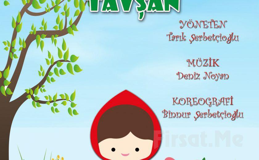 İstanbul Kumpanyası Ayrıcalığı İle 'Kaplumbağa ile Tavşan' Adlı Müzikli Çocuk Oyunu